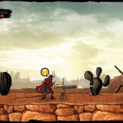 First prototype screenshot