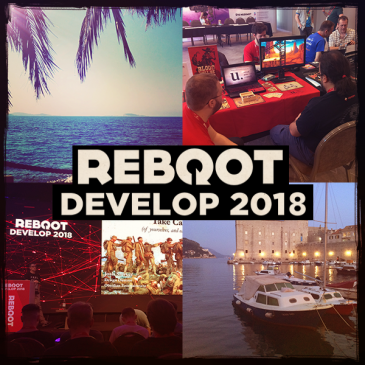 Notes from Reboot Develop 2018
